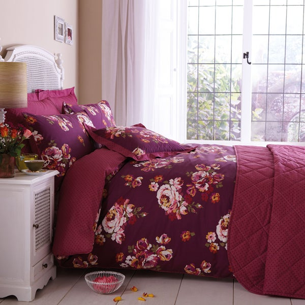 Vintage Floral Bedlinen Collection
