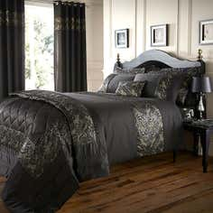 Black Zetta Bedlinen Collection