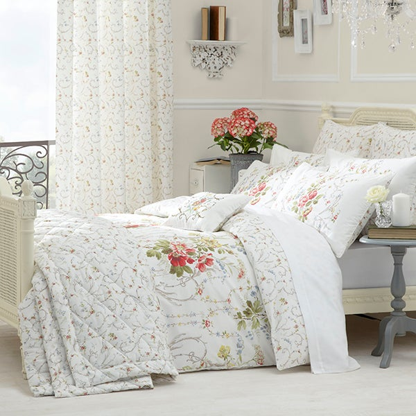 Dorma Country Garden Basildon Bedlinen Collection