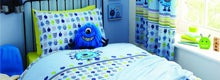Kids Little Monster Bedlinen Collection