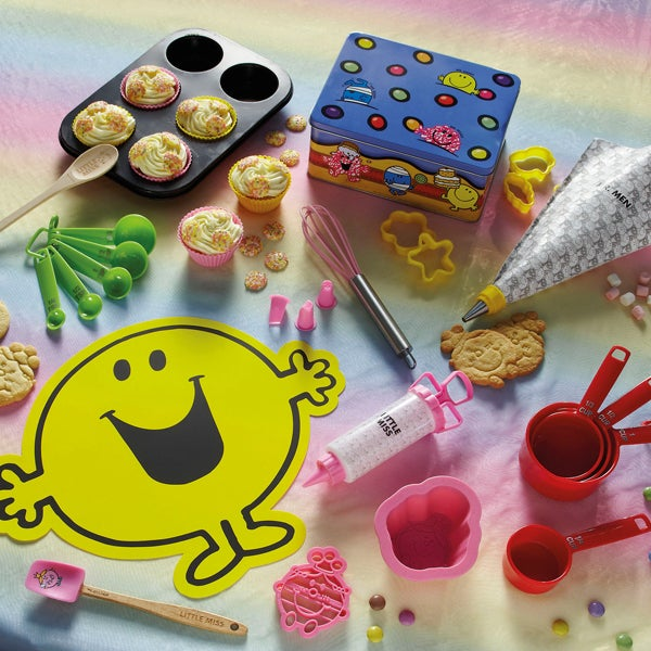 Mr Men and Little Miss Baking Collection