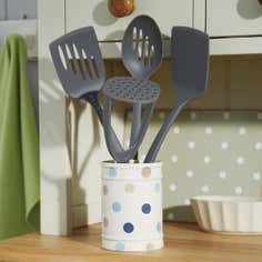 Prestige Create Cream Nylon Utensil Collection
