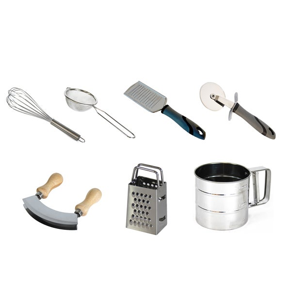 Cookshop Utensil Collection