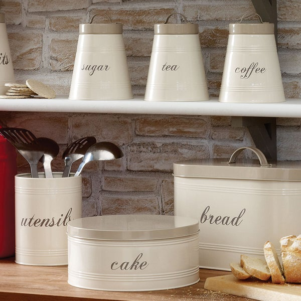 Farmhouse Kitchen Canister Collection