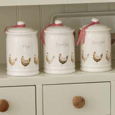 Henrietta Kitchen Canister Collection