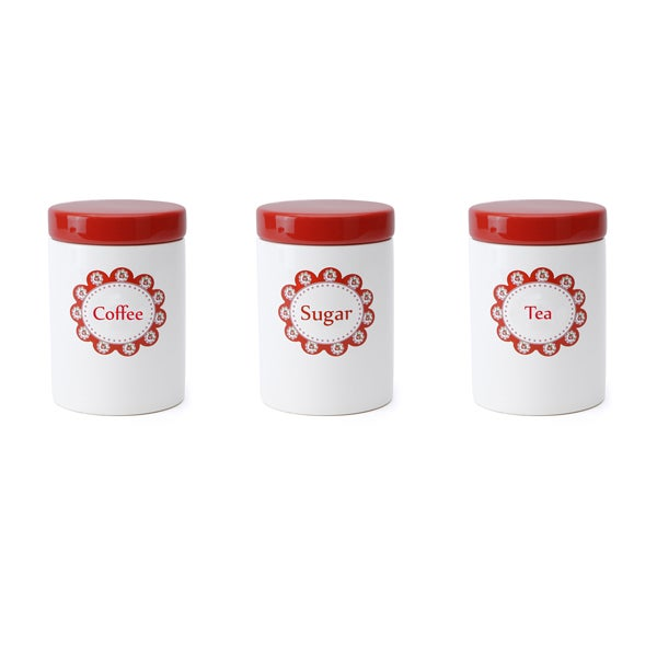Rose and Ellis Allexton Kitchen Canister Collection