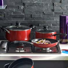 Red Spectrum Aluminium Pan Collection