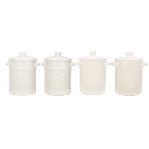 Darjeeling Kitchen Canister Collection