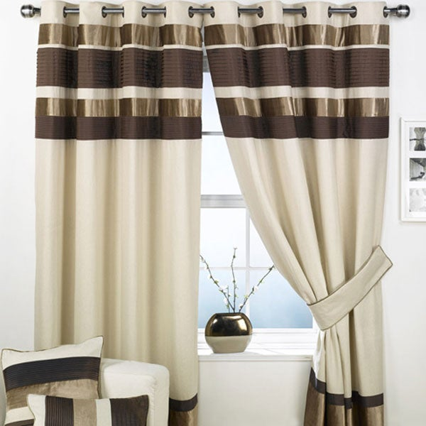 Cream Boulevard Curtain Collection