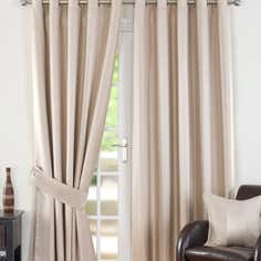 Cream Monaco Curtain Collection
