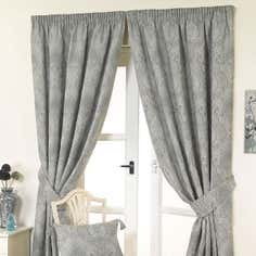 Duck Egg Novello Curtain Collection