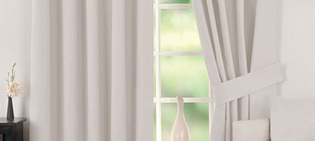 Waters and Noble Natural Solar Blackout Curtain Collection