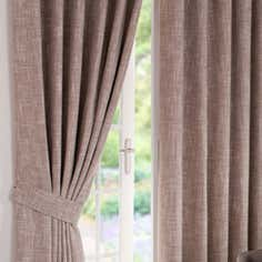 Mink Lorenza Curtain Collection