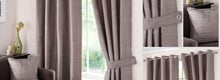 Waters and Noble Slate Opal Curtain Collection