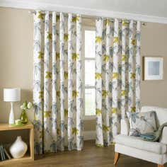 Duck Egg Romolo Curtain Collection