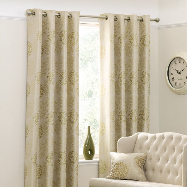 Green Harmony Curtain Collection