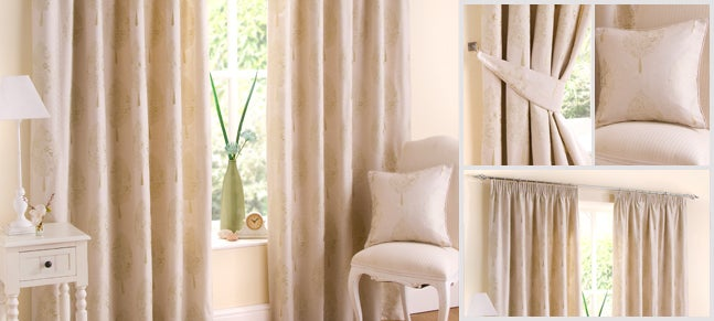 Green Mulberry Curtain Collection