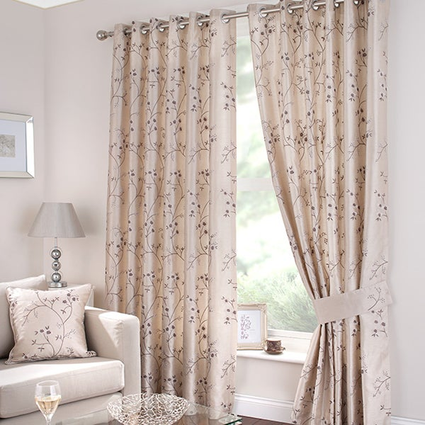 Natural Melody Curtain Collection