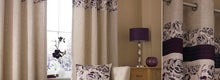 Plum Emily Curtain Collection