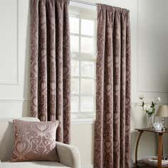 Mink Deco Curtain Collection
