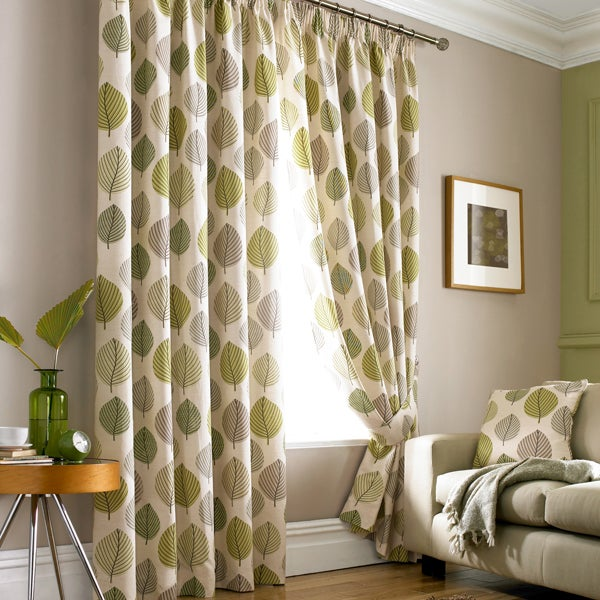 Green Regan Curtain Collection