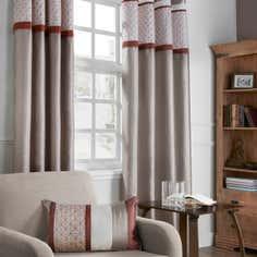 Sofa and Curtains - Dunelm