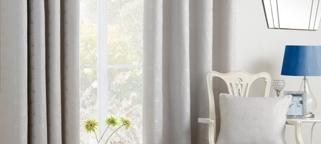 Stone Empire Curtain Collection