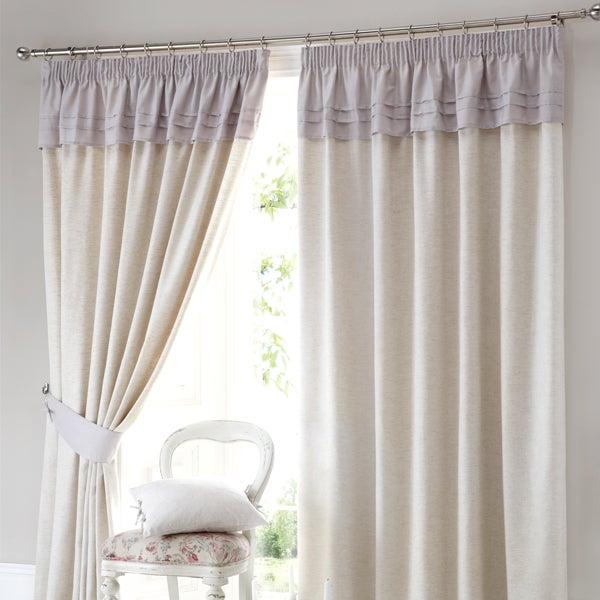 Grey Ravello Curtain Collection