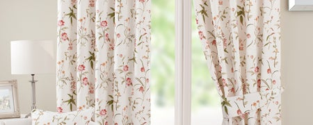 Red Alice Curtain Collection