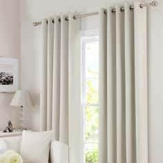 Waters and Noble Natural Solar Eyelet Curtain Collection