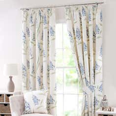 Mauve Eloise Curtain Collection