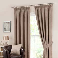 Mink Nala Curtain Collection