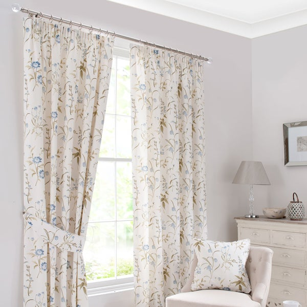 Blue Alice Curtain Collection