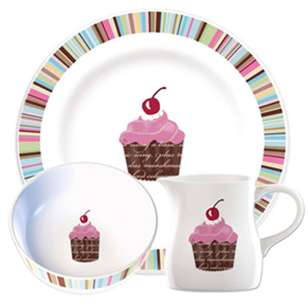 Cupcakes Dinnerware Collection