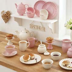 Rayware Cream Afternoon Tea Dinnerware Collection