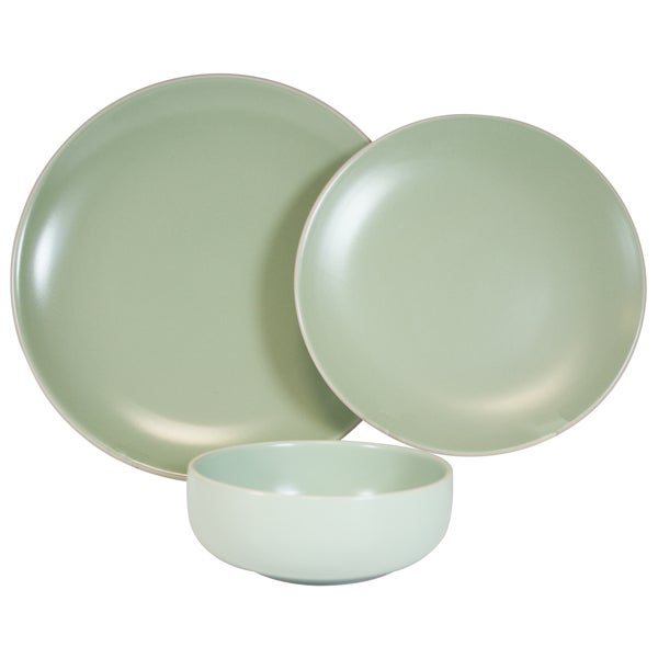 Olive Monaco Dinnerware Collection