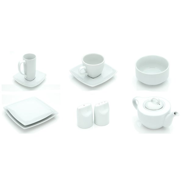 Pausa Caffe Dinnerware Collection