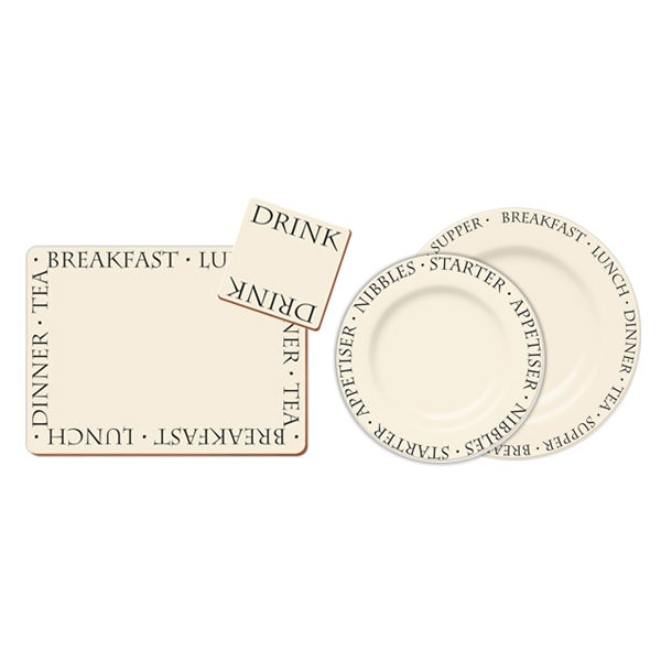 Glorious Food Dinnerware Collection