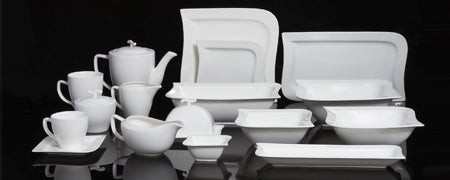 Hotel Chelsea Dinnerware Collection