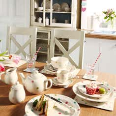Candy County Spot Dinnerware Collection