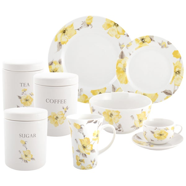 Meadow Blossom Dinnerware Collection