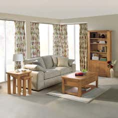 Richmond Oak Living Furniture Collection