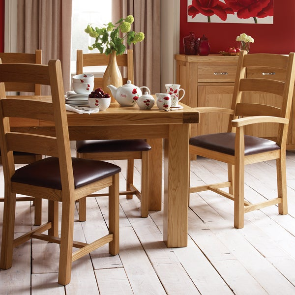 Shawbury Oak Dining Furniture Collection