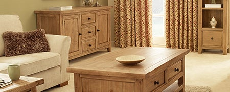 Naples Pine Living Furniture Collection