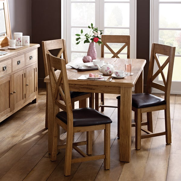 Chichester Oak Dining Furniture Collection
