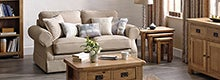 Aylesbury Oak Living Furniture Collection