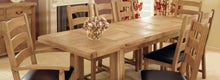 Wexford Oak Dining Furniture Collection