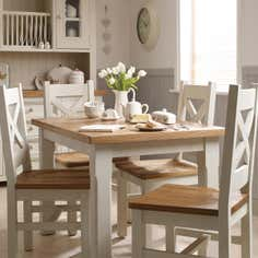 Salcombe Dining Furniture Collection
