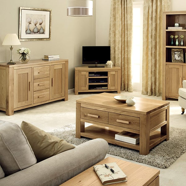 Seville Oak Living Collection