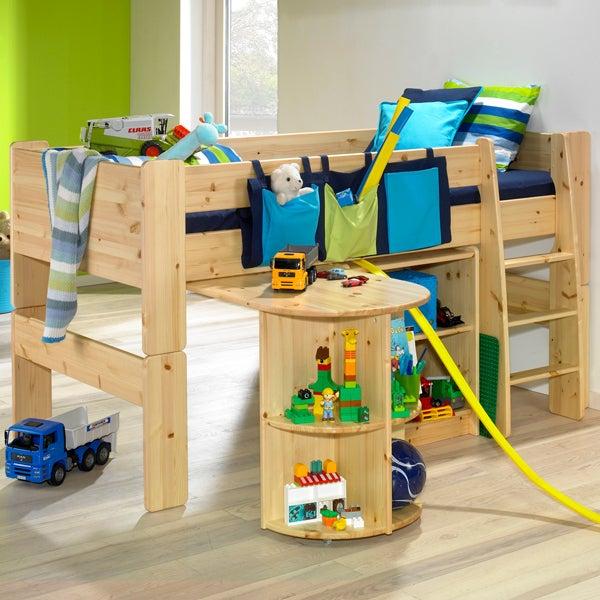 Kids Harper Pine Mid Sleeper Bedroom Collection